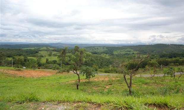 terreno à venda em condomínio terra vista