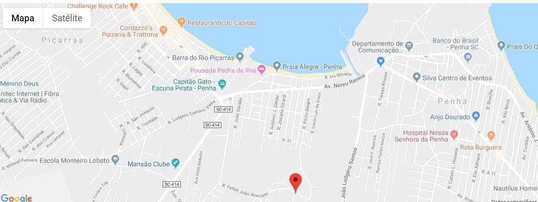 Cadin Imóveis - Vende - Terrenos - Penha - Praia alegre - R$126.731,00
