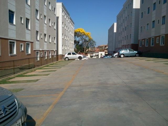Apartamento à venda em São João Batista (Venda Nova)