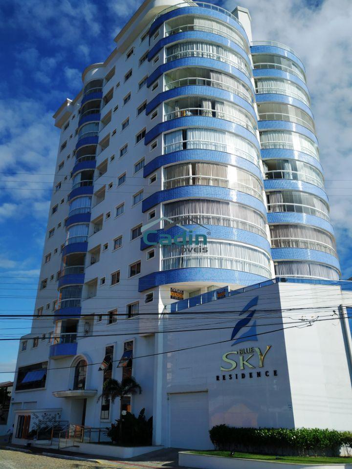 Blue Sky, Apto 03 dorms, lateral de frente Mar, Gravatá, Navegantes/SC!