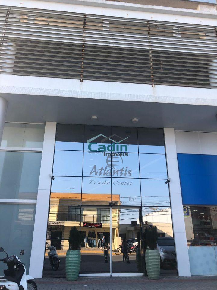 Sala Comercial no Centro de Navegantes