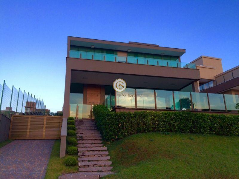 Casa Alphaville Lagoa dos Ingleses