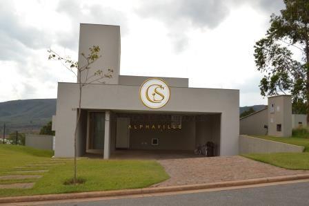 Casa no Condomínio Alphaville Nova Lima