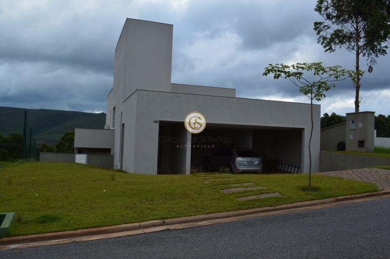 Casa 3 quartos em Alphaville Lagoa dos Ingleses Nova Lima