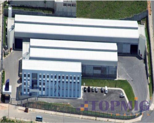 Galp�o   Distrito Industrial Doutor H�lio Pentagna Guimar�es (Contagem)   R$  10,00/m²