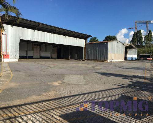 Galpão   Distrito Industrial Jardim Piemont Norte (Betim)   R$  38.000,00