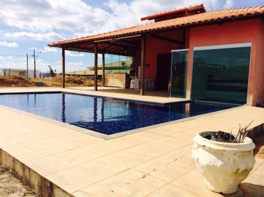 Casa em condomínio   Cond. Aldeias Do Lago (Esmeraldas)   R$  399.900,00