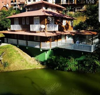 Casa   Centro (Domingos Martins)   R$  900.000,00