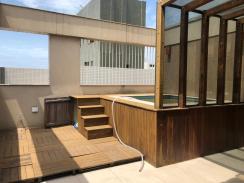 Cobertura Duplex   Praia De Itapoã (Vila Velha)   R$  4.500,00
