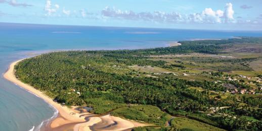 Lotes em Condomínio   Guaiú Eco-Village (Santa Cruz Cabrália)   R$  385.000,00