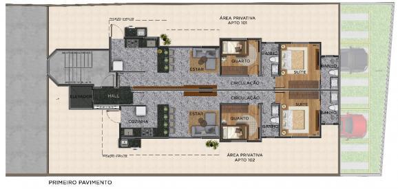 Apartamento   Serra (Belo Horizonte)   R$  388.702,46