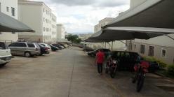 Apartamento com área privativa   Sapucaias II (Contagem)   R$  126.000,00