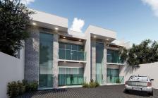 Casa geminada   Belvedere (Coronel Fabriciano)   R$  235.000,00