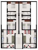 Apartamento - Santa Terezinha - Coronel Fabriciano - R$  170.000,00