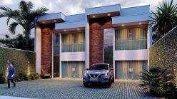Casa geminada   Belvedere (Coronel Fabriciano)   R$  255.000,00
