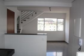 Cobertura Duplex   Flávio Marques Lisboa (Belo Horizonte)   R$  525.000,00