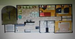 Apartamento   Nova Floresta (Belo Horizonte)   R$  490.000,00
