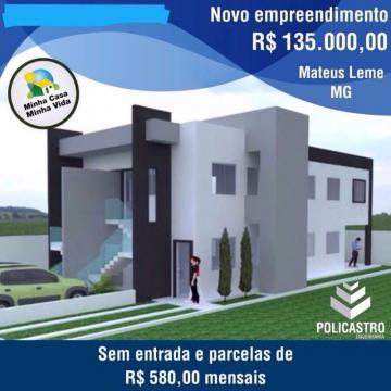 Cobertura   Centro (Mateus Leme)   R$  158.000,00