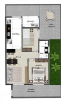 Casa em condomínio - Andyara - Pedro Leopoldo - R$  179.900,00
