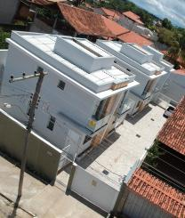 Casa geminada   Andyara (Pedro Leopoldo)   R$  205.000,00