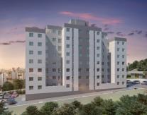 Apartamento com área privativa   Colégio Batista (Belo Horizonte)   R$  243.000,00
