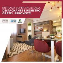 Apartamento com área privativa   Vitória (Belo Horizonte)   R$  209.000,00