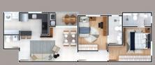 Apartamento - Sagrada Família - Belo Horizonte - R$  354.900,00