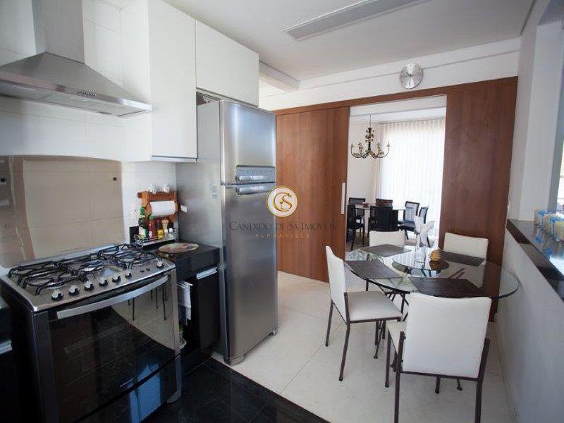 Cozinha com bancada granito e armários - 29951