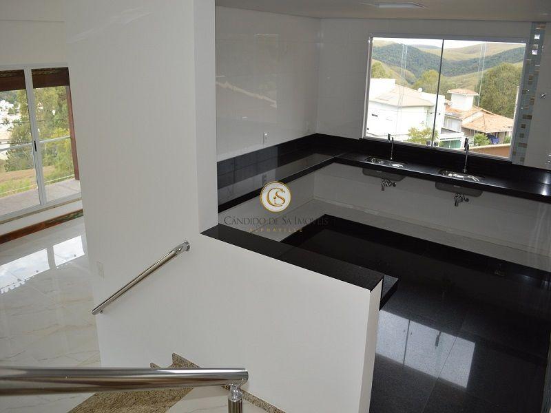 Cozinha vista de cima - 3339