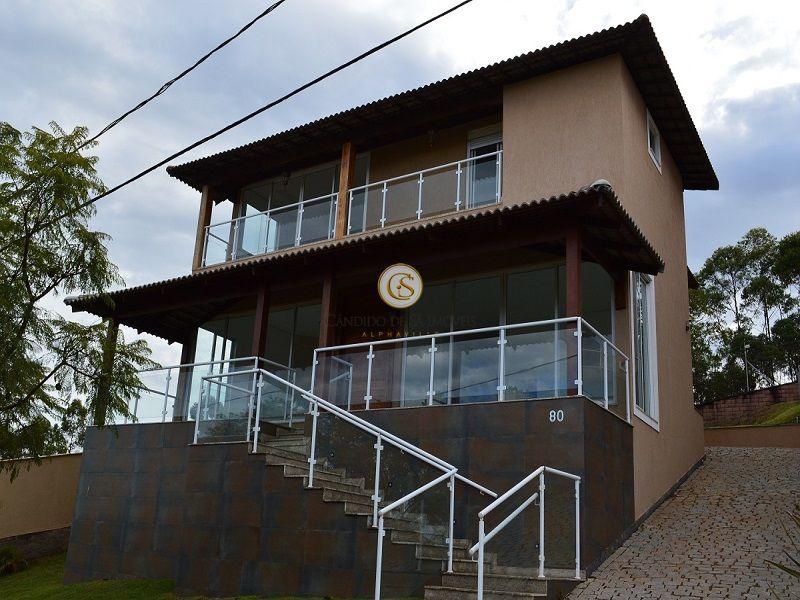 Casa dois pavimentos - 3339