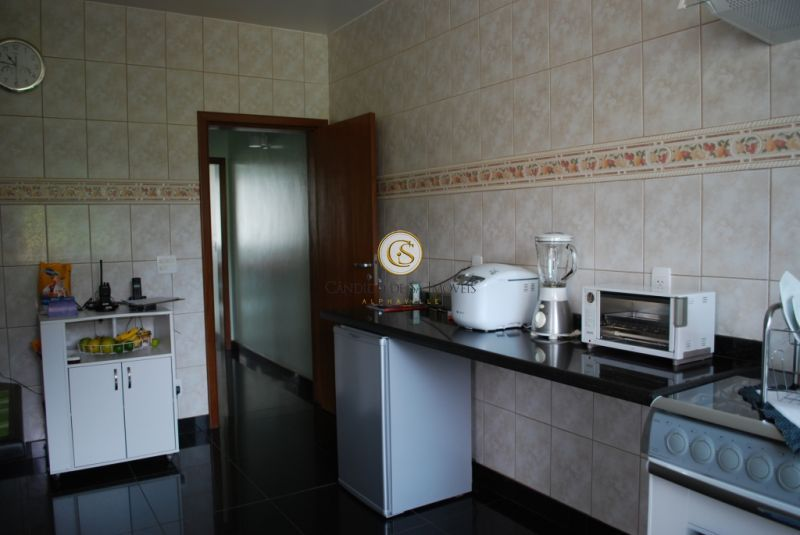Residencial Árvores - Casa - Cozinha