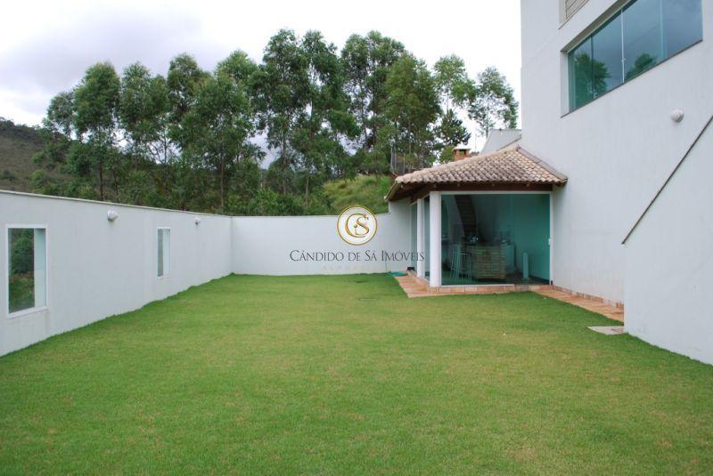 Residencial Árvores - Casa - Quintal