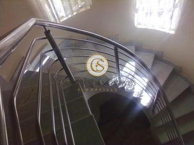 Escadas - Casa - Residencial Real