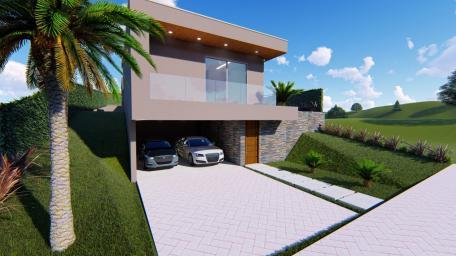 Casa em condomínio   Alphaville - Lagoa Dos Ingleses (Nova Lima)   R$  1.870.000,00
