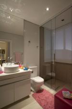 Banheiro solteiro