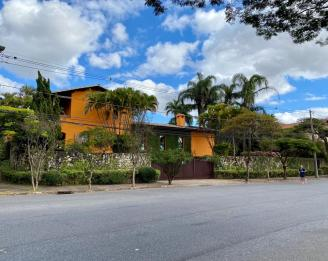 Casa   Belvedere (Belo Horizonte)   R$  5.500.000,00
