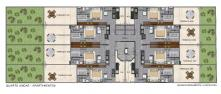 Apartamento com área privativa - Lourdes - Belo Horizonte - R$  322.743,00