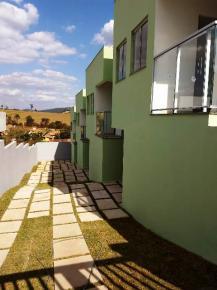 Casa geminada   Salgado Filho (Brumadinho)   R$  150.000,00