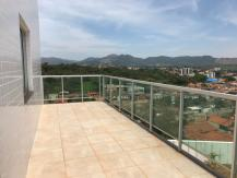 Apartamento com área privativa   Planalto (Brumadinho)   R$  360.000,00